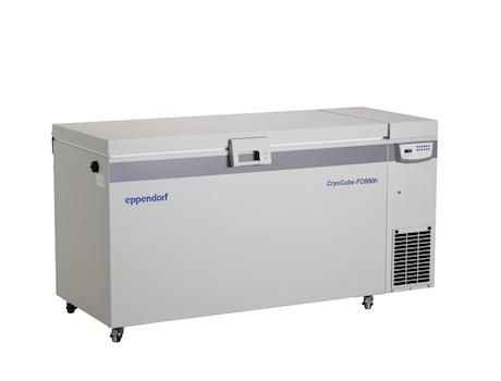 High-Efficiency ULT Chest Freezers