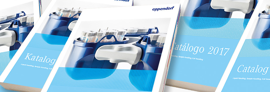 Get the New Eppendorf Catalog 2017 Now