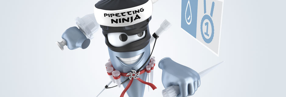 Are You a Pipetting Ninja?
