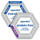 PCR clean + Protein-free*